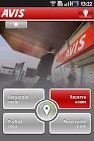 Screenshot of Avis