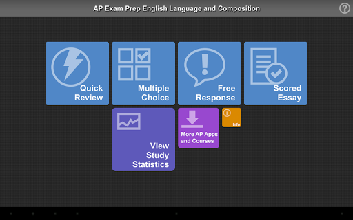 AP Exam Prep English Language