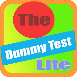 The Dummy Test Lite for PC and MAC