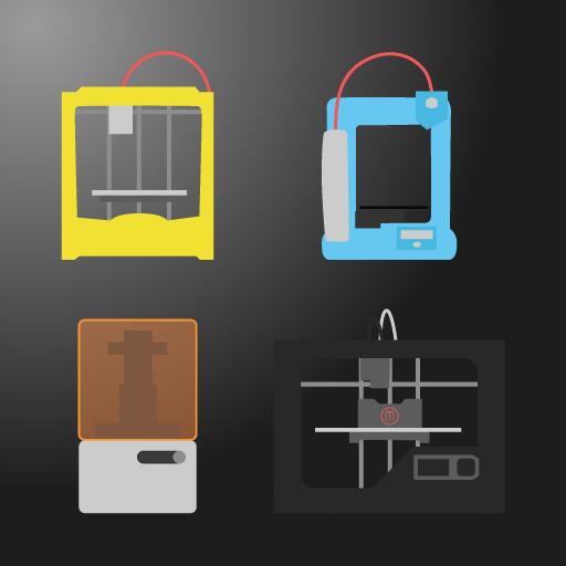 3D Printers 教育 App LOGO-APP開箱王