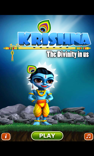 Krishna Comic