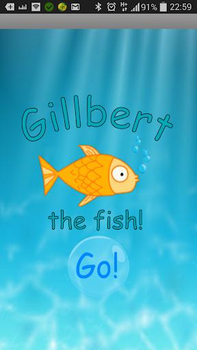 Gillbert the fish