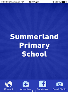 Summerland Primary School- screenshot thumbnail
