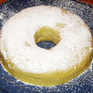Steamed Sponge Cake