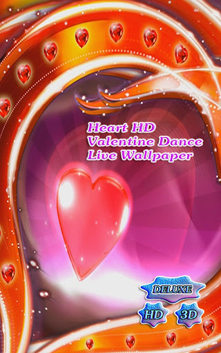 Heart Dance Valentine's Day HD
