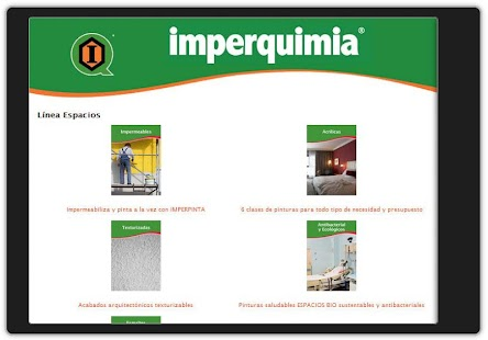 Imperquimia movil- screenshot thumbnail