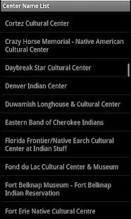 Tribal Centers Native Indians- screenshot thumbnail