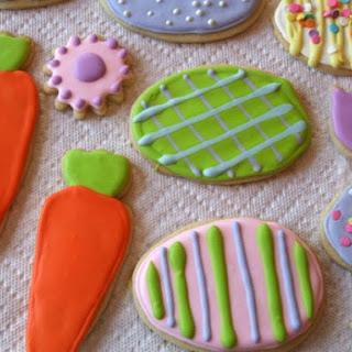 Meyer Lemon Cut-Out Sugar Cookies