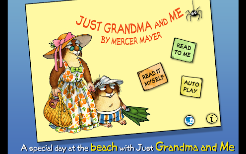 Just Grandma and Me - screenshot thumbnail