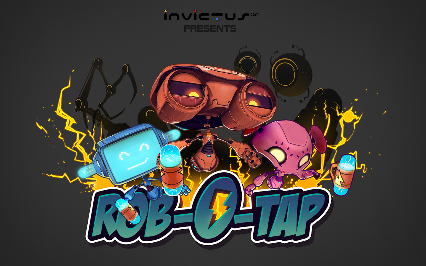 ROB-O-TAP- screenshot