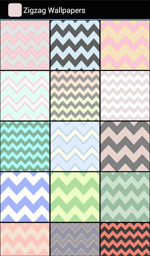 Zigzag Wallpapers
