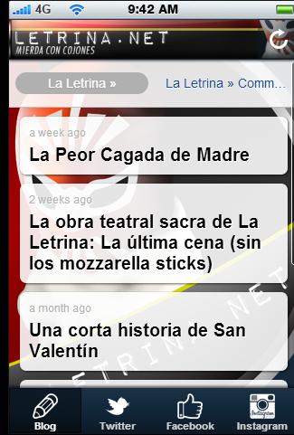 La Letrina