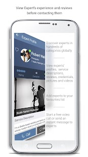 OnCall - Find Experts- screenshot thumbnail