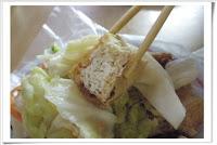 彰化肉圓 臭豆腐