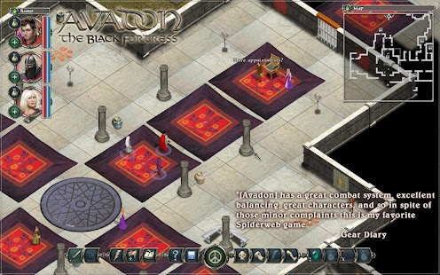 Avadon: The Black Fortress Screenshot 8