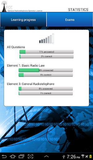 【免費教育App】FCC GROL Exam-APP點子