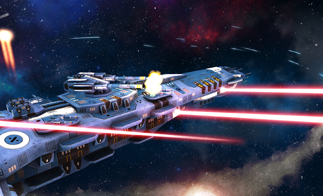 Battle Galaxy - screenshot