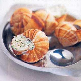 Classic Escargots à la Bourguignonne