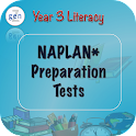 Naplan Y3 Literacy : Mobile icon