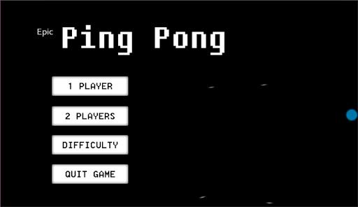Epic PING PONG