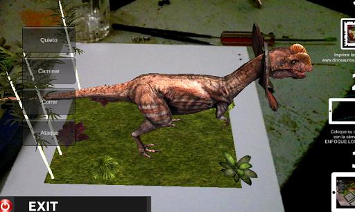 Dino3D-AR