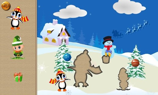 Santa Puzzle: Christmas Games- screenshot thumbnail