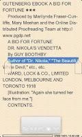 Screenshot of Book Reader Free (Reader+)