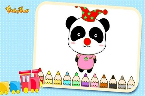 Let's Paint by BabyBus - screenshot thumbnail