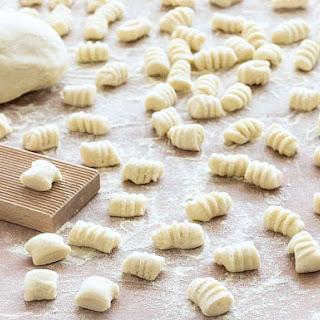 how to make gnocchi dough
