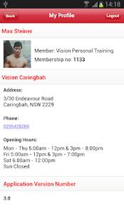 Vision Virtual Training - screenshot thumbnail