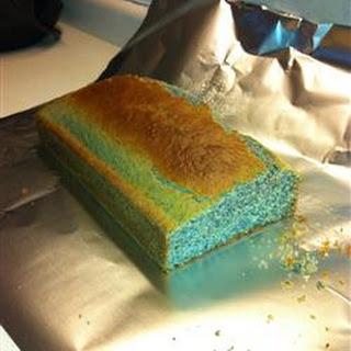 Blue Corn Cornbread.