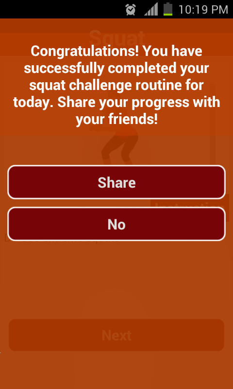 30 Day Extreme Squat Challenge - Android Apps on Google Play