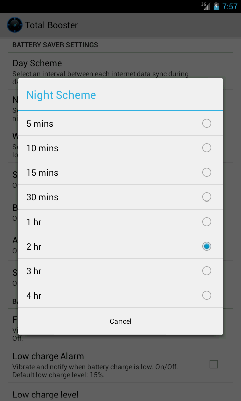 Total Manager for Android- screenshot
