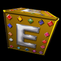 Pandora's Box – E Monogram logo
