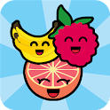 Smiley Fruit Memory Games 2 logo