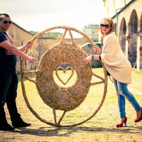 Love is in the air by Krešimir Šarčević - People Couples