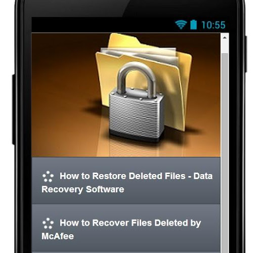 Easy Restore Deleted Files