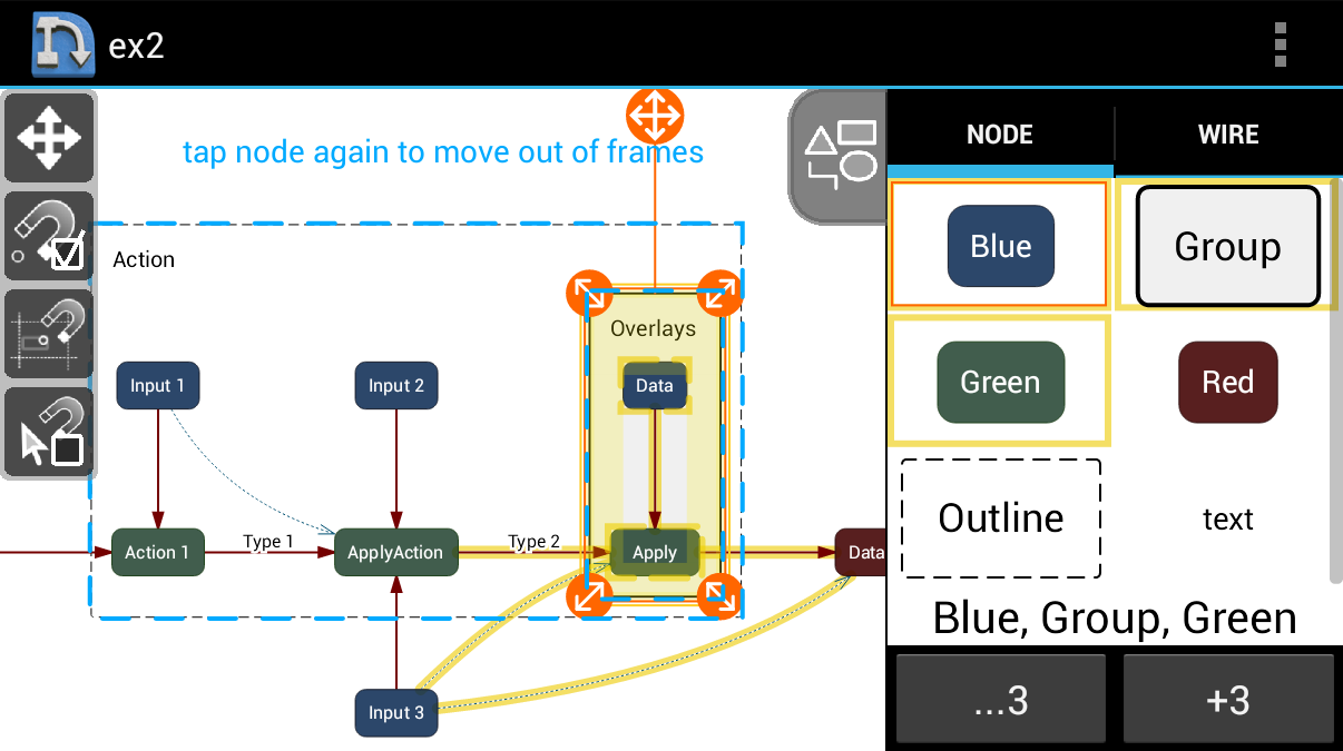 Nodescape pro diagram tool android apps on google play nodescape pro diagram tool screenshot ccuart Gallery