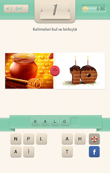 Combine word apk screenshot