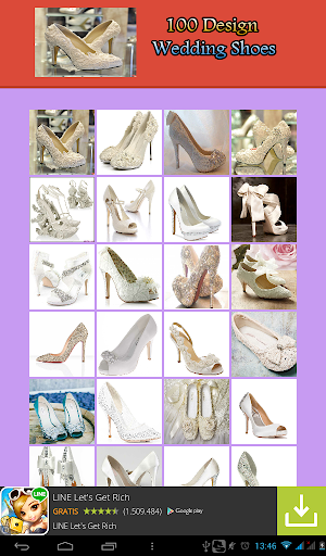 Design Wedding shoes