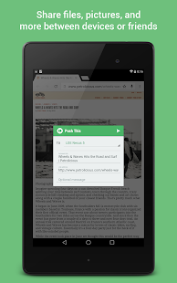 Pushbullet - SMS on PC Screenshot 21