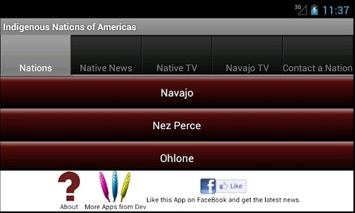 Indigenous Nations of Americas- screenshot thumbnail