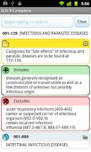 玩免費醫療APP|下載ICD-9 Complete app不用錢|硬是要APP