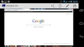 Screenshot of Screen Watcher