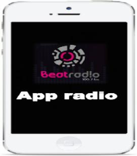 Beat Radio 100.7 Screenshot 1