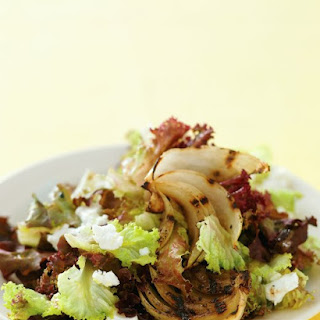 Grilled Onion Salad