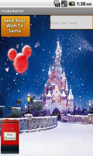 Make A Wish To Santa
