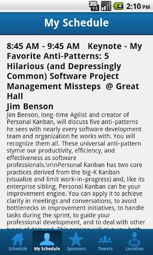 【免費生產應用App】Agile and Beyond-APP點子