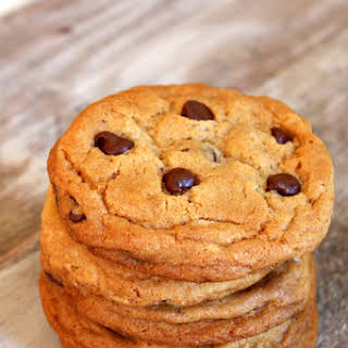 New York Times Chocolate Chip Cookies.
