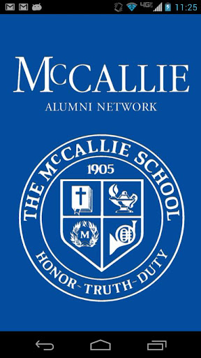 McCallie School Alumni Mobile